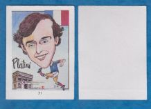 France Michel Platini Juventus 71